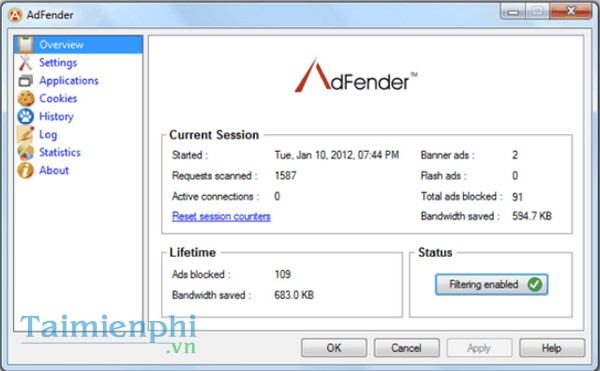 download adfender