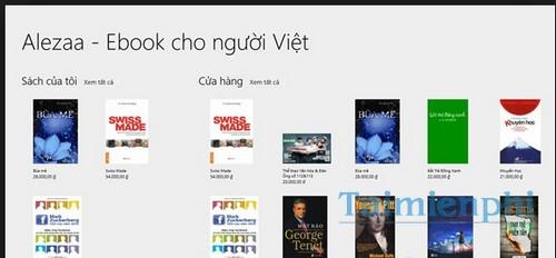 Alezaa Premium cho Windows 8