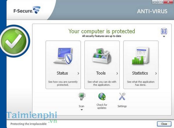 download F Secure AntiVirus