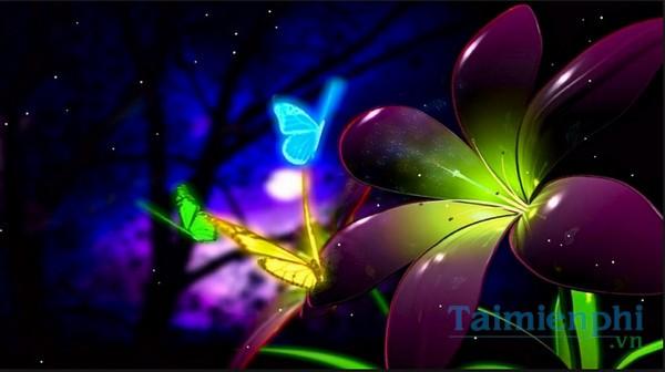Animated Wallpaper ButterFlies