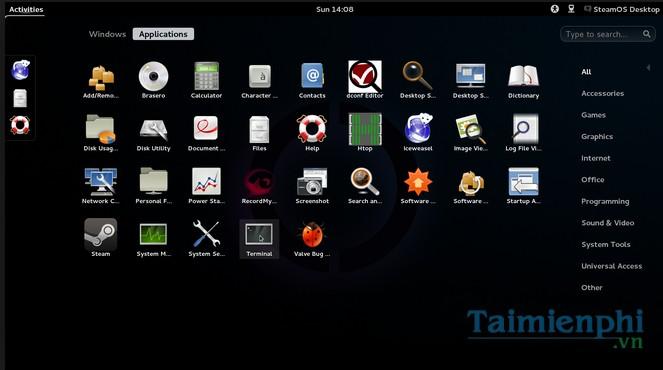 Steam OS