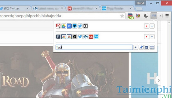 Tab Manager