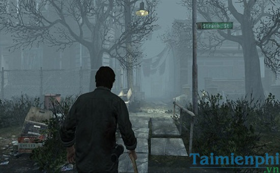 Game Silent Hill