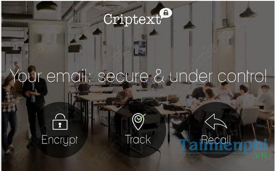 Criptext Mail