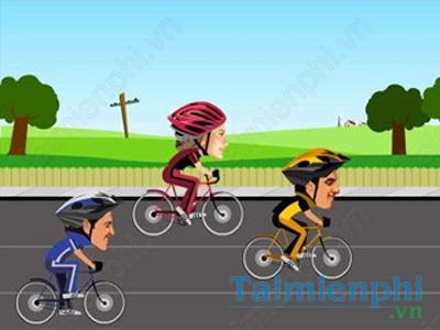 Game Đua xe đạp