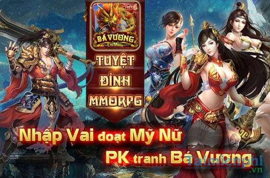 Bá Vương Chi Mộng