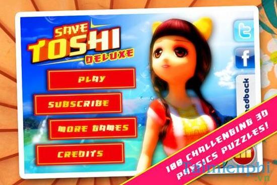 Save Toshi HD