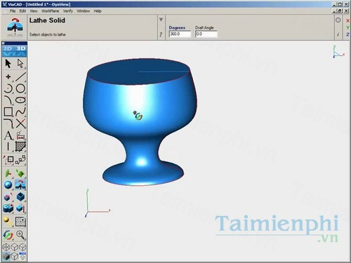 ViaCAD 2D/3D cho Mac