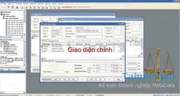 MetaData Accounting