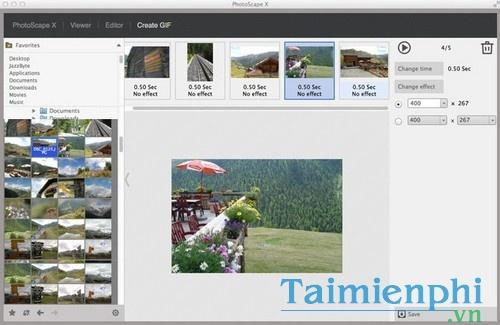 PhotoScape for Mac