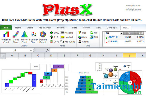 download plusx excel add in