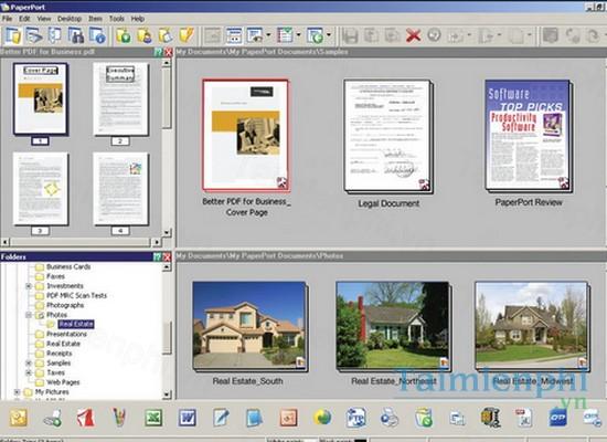 download paperport