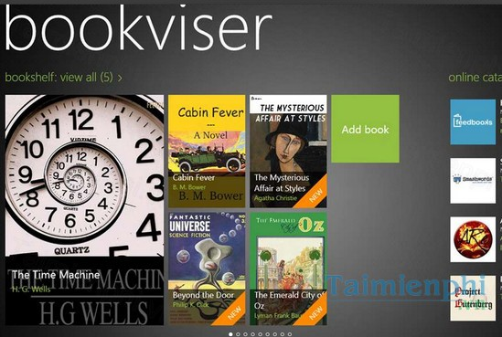 download bookviser