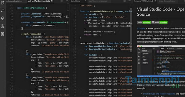 download microsoft visual studio code cho mac