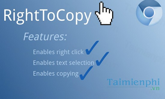download righttocopy