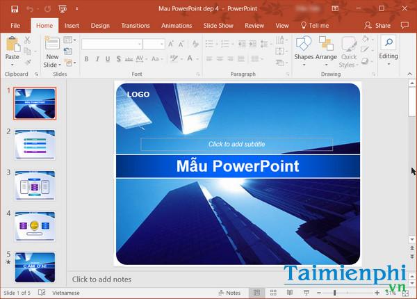 slide powerpoint tổng hợp những mẫu slide thuyết trình powerpoint đẹ