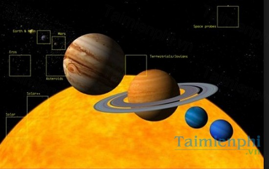 download solar system 3d simulator
