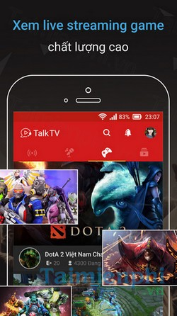 download talktv cho iphone