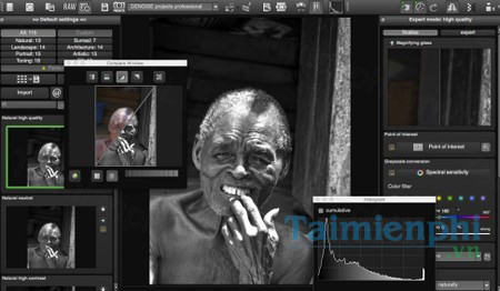 download black white projects