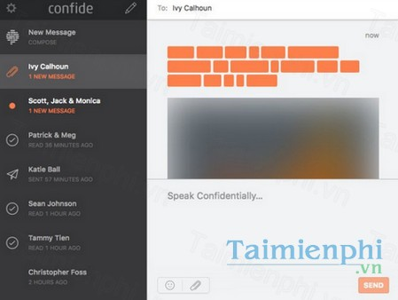 download confide