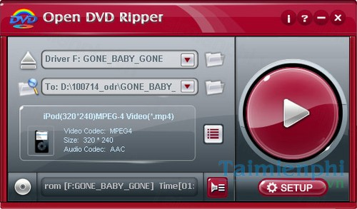 download open dvd ripper