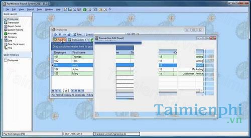 download paywindow payroll system