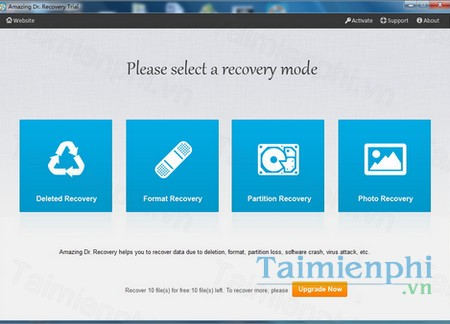 download amazing dr recovery