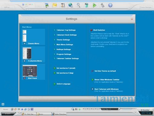 download talisman desktop