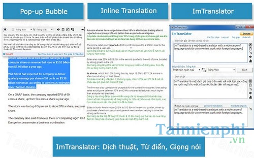 download imtranslator dich thuat tu dien giong noi