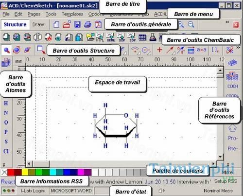 download acdchemsketch freeware