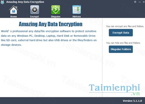 download amazing any data encryption