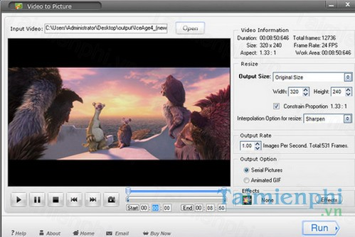 download aoao video to picture converter
