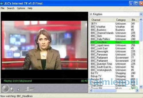 download jlcs internet tv