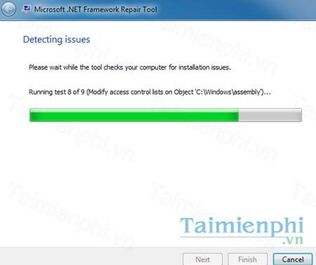 download microsoft net framework repair tool
