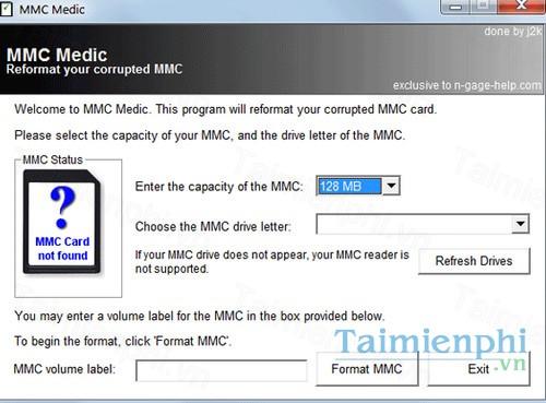 mmc medic gratuit