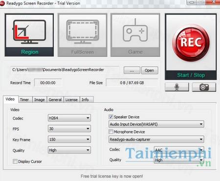 download readygo screen recorder