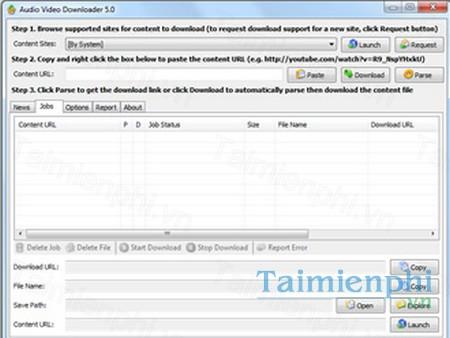 download audio video downloader