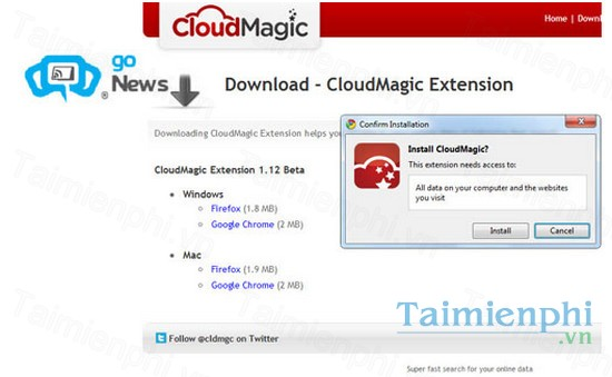 download cloudmagic