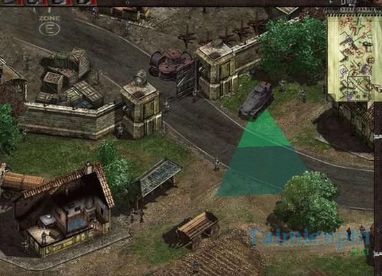 download commandos behind enemy lines demo