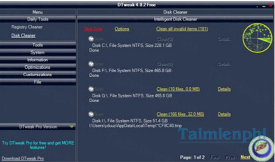 download daoisoft dtweak free