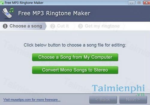 download free mp3 ringtone maker