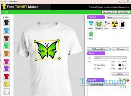 download free tshirt maker
