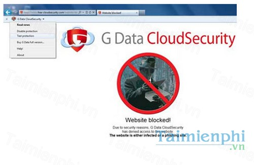 download g data cloudsecurity