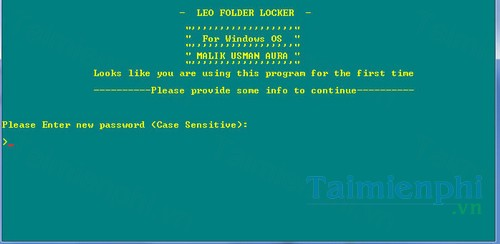 download leo folder locker