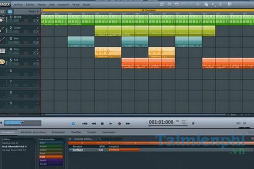 download magix music maker