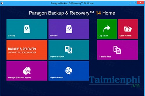download paragon backup recovery 14 home
