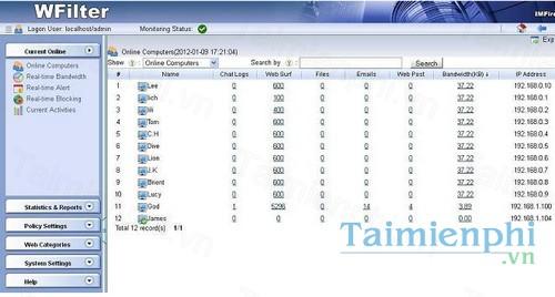 download wfilter enterprise