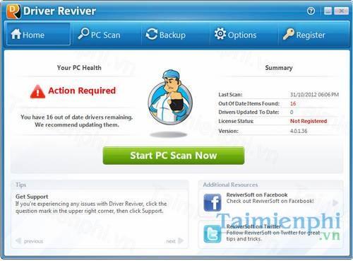 download driver reviver