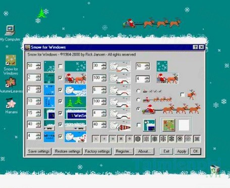 download snow for windows
