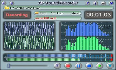 download ad sound recorder